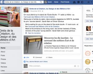 page-FB-du-Greta-avec-Aurore