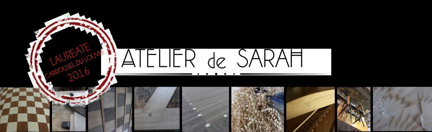 Atelier de Sarah