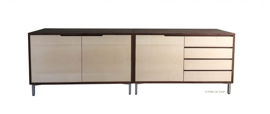 credenzas-sideboards-side-by-side-front-view