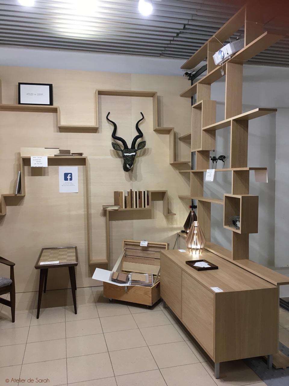 Salons-Expos 2017 I présentation décoration murale et séparateur de pièce