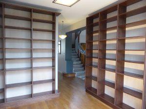 Bespoke-book-shelves-installed